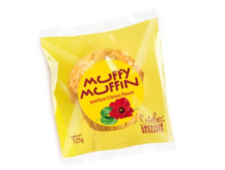 American Desserts Muffins