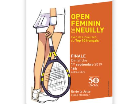 Open de Tennis Féminin