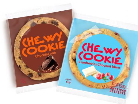American Desserts Cookies